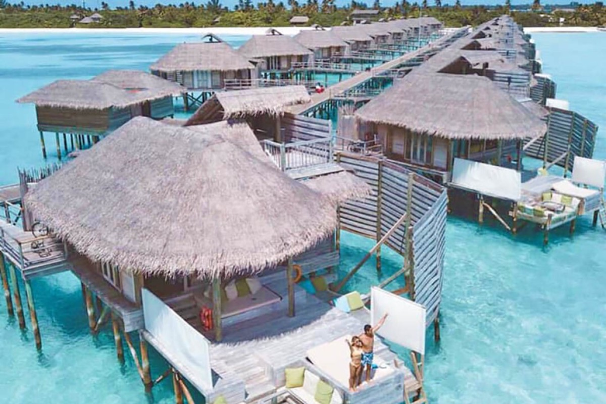5 luxury hotels and