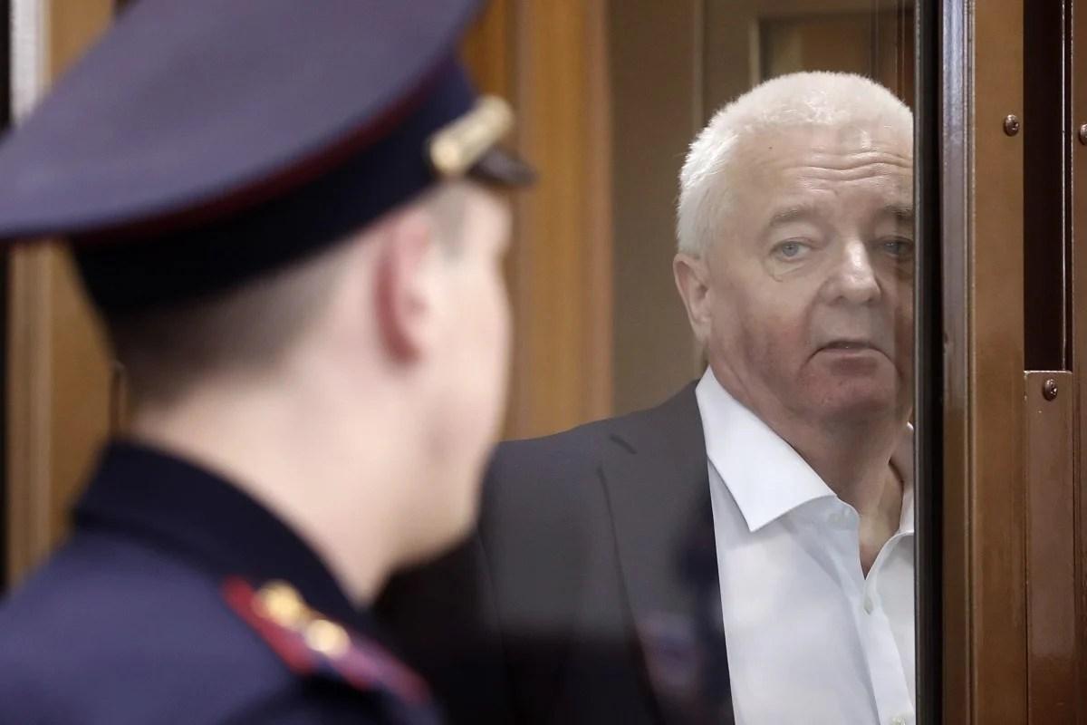 Russia Sentences Norwegian Citizen Frode Berg To 14 Years