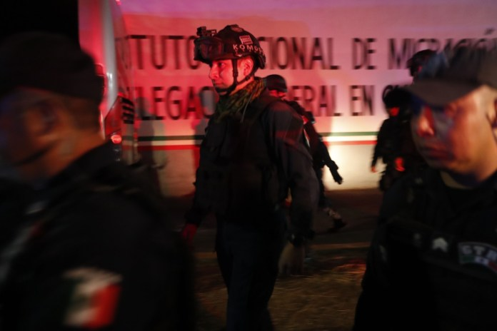 Image result for Mexico's crackdown on migrants sends some heading south