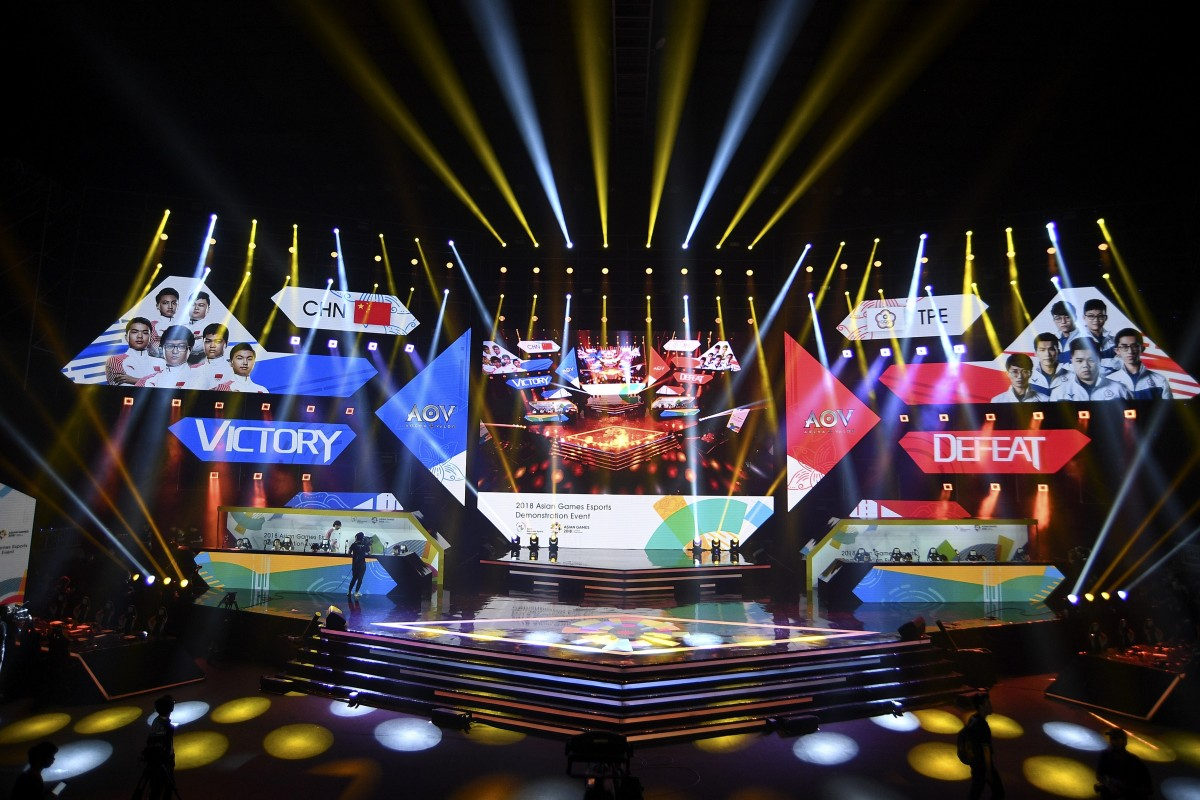 E Sports To Fight For Asian Games Inclusion After Being