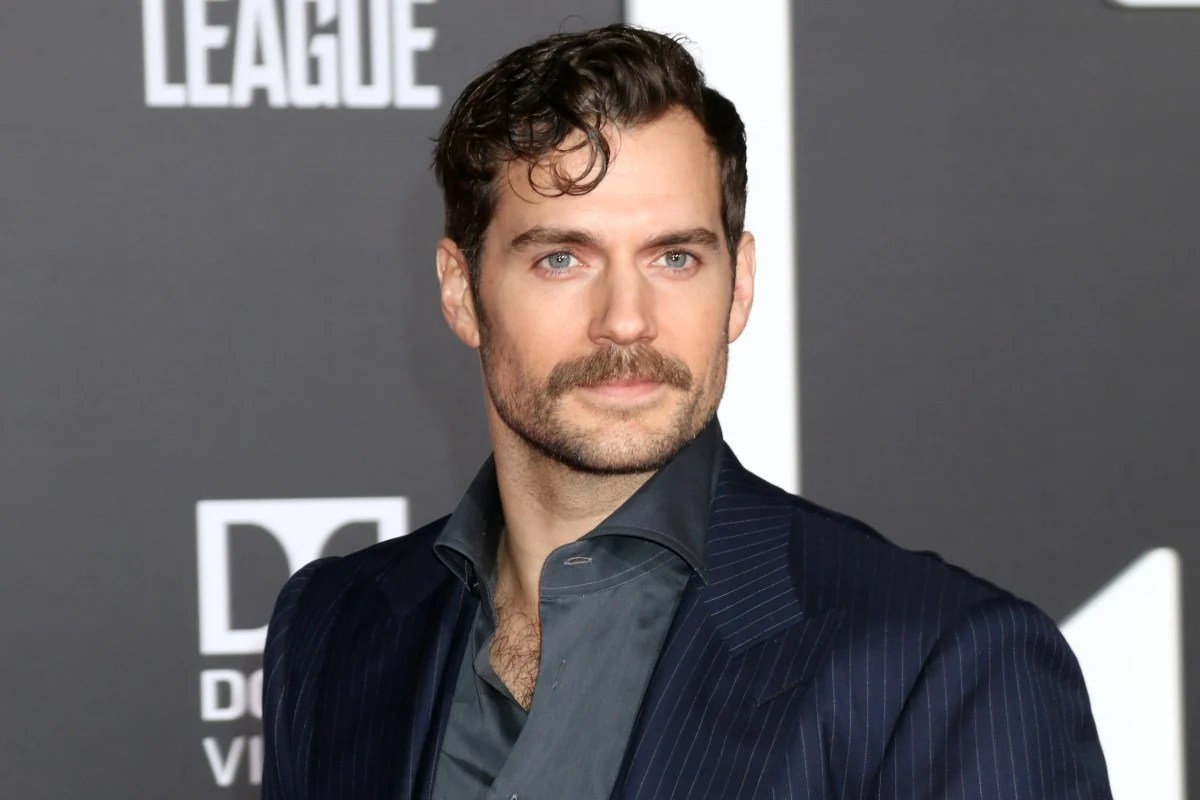 superman henry cavill was