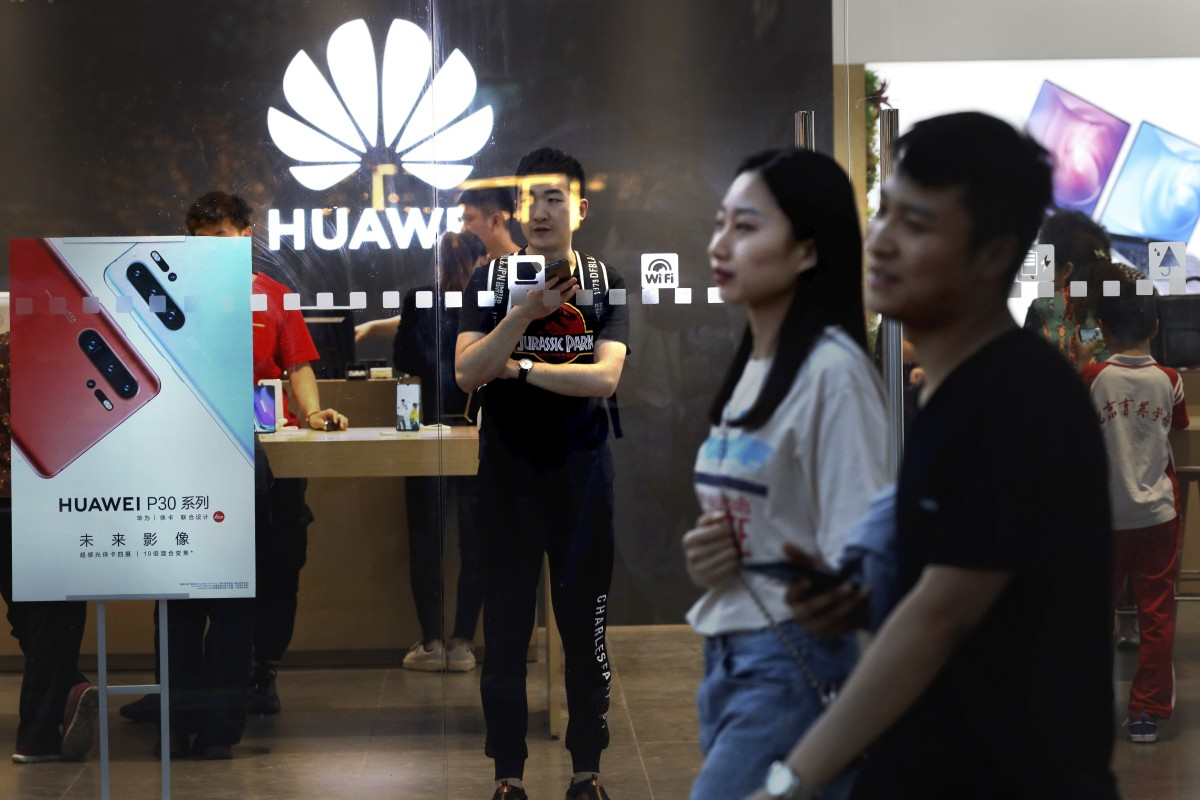 Here's one Huawei supplier who will do just fine if it can't sell to Chinese telecoms giant | South China Morning Post