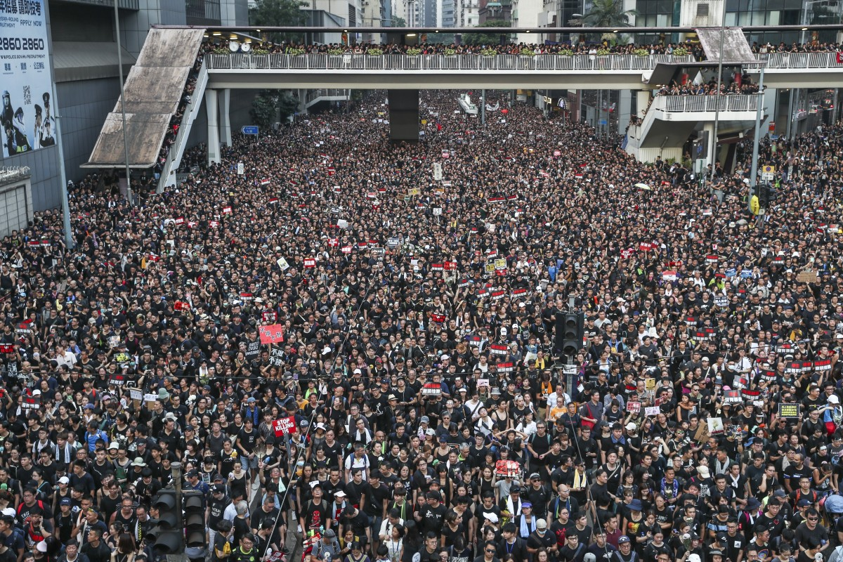 China To Avoid Trump Attempt To Play Hong Kong Protest