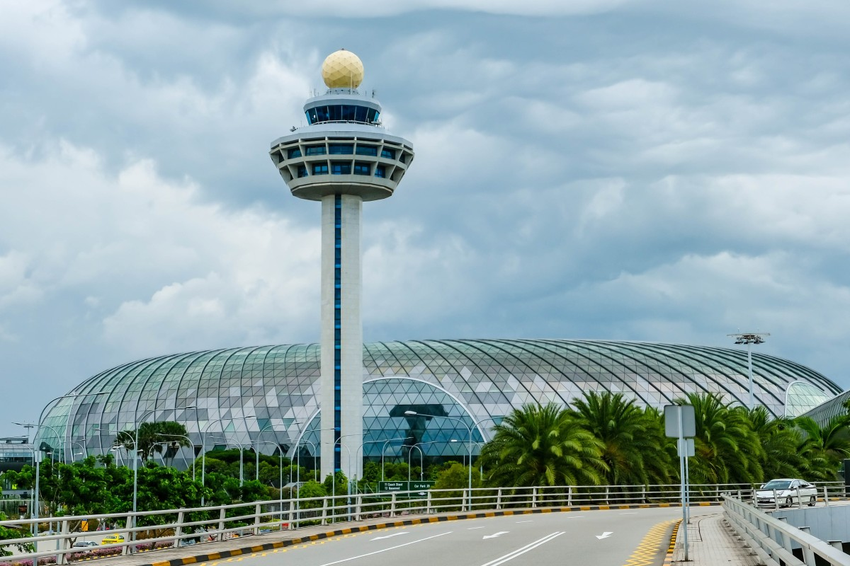 drone sightings force singapore