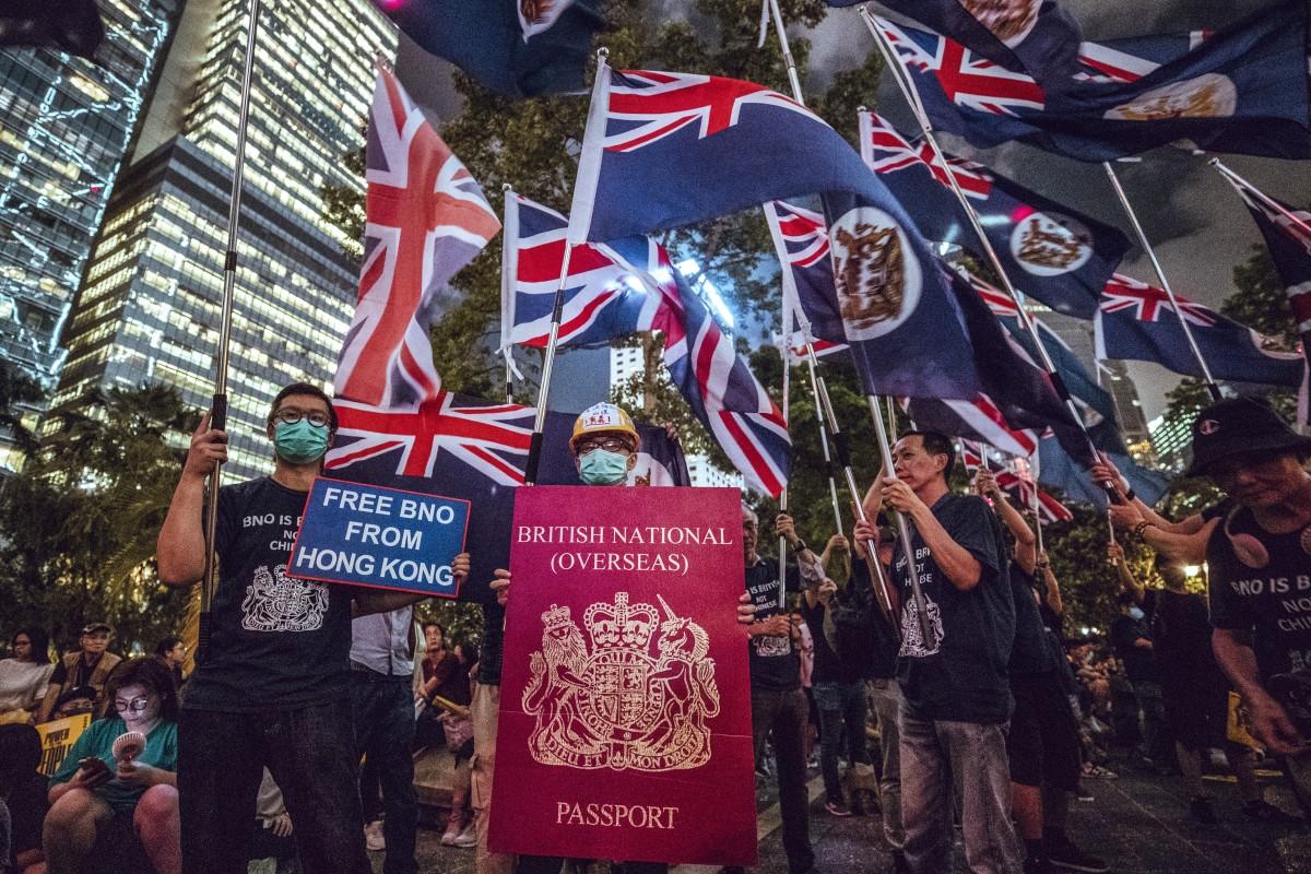 are hong kong protesters