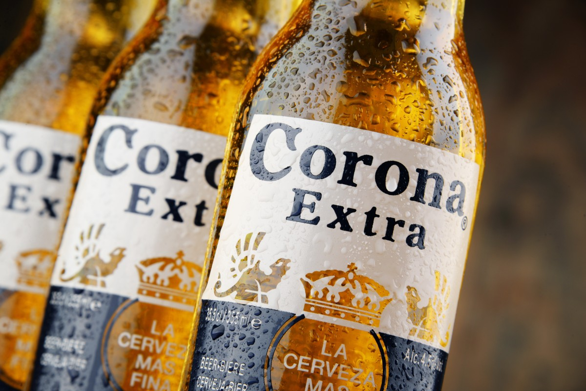 Corona Beer Meme Virus Symptoms