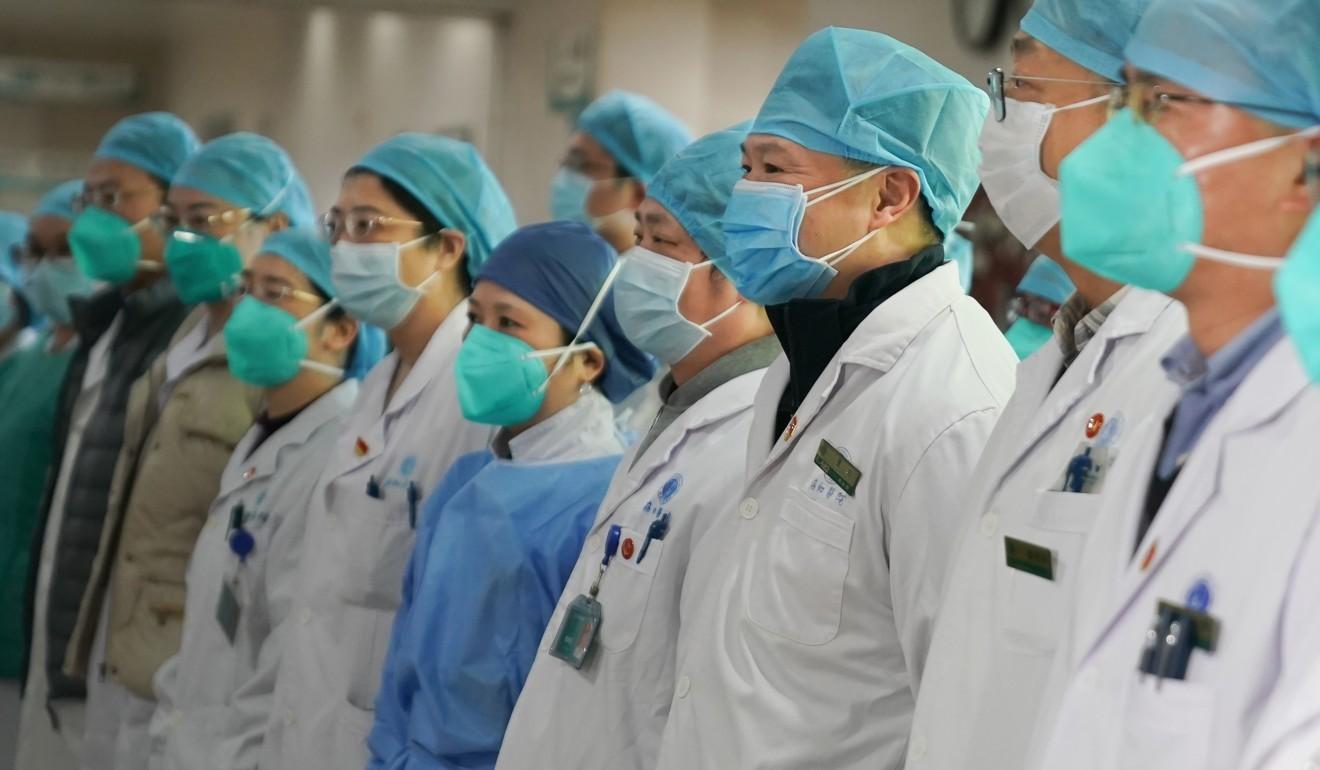 Výsledok vyhľadávania obrázkov pre dopyt doctors and nurses 2020 tired
