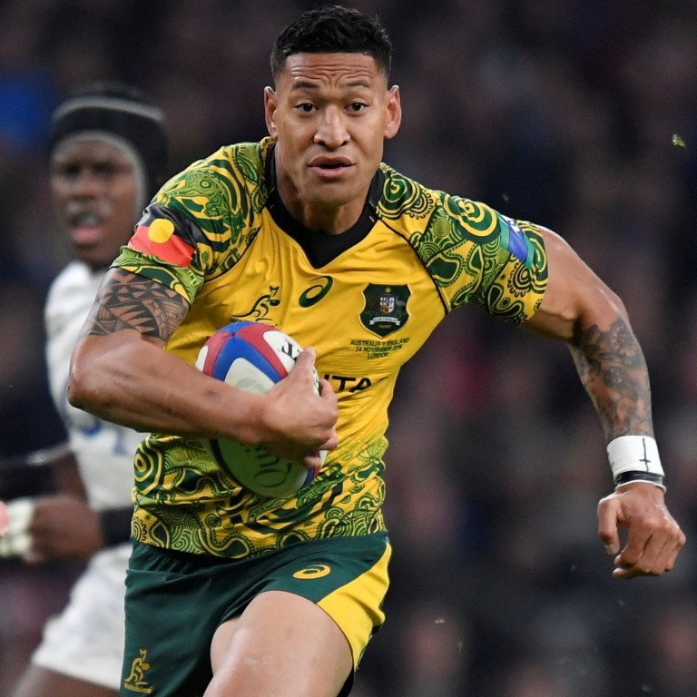 Israel Folau Intends To Contest Sacking Over Anti Gay