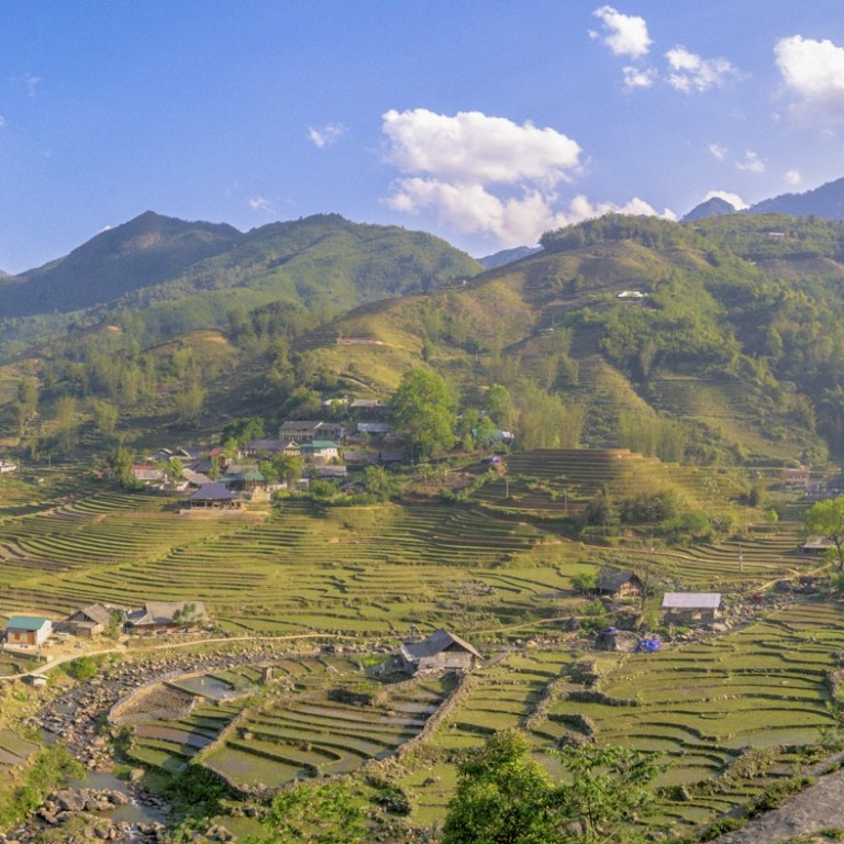 Hiking In Sapa Vietnam An Easy Descent From The Hill Town