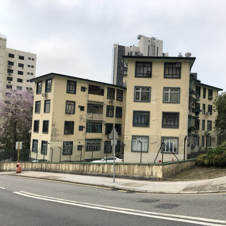 Converting old civil servants' buildings multiplies the number of flats and could help relieve Hong Kong's land shortage. say analysts   South ...