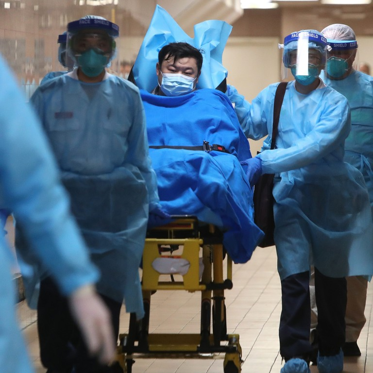 China coronavirus: death toll almost doubles in one day as Hong ...