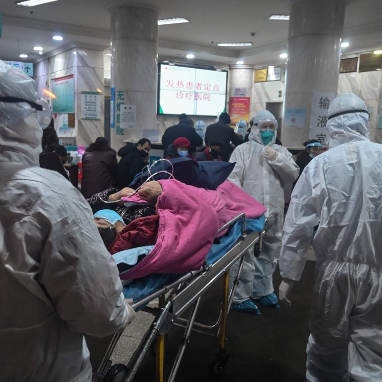 5 million left Wuhan before lockdown, 1,000 new coronavirus cases ...