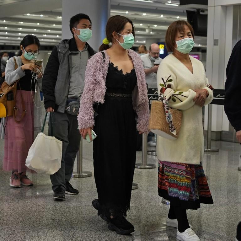 China coronavirus: about 240 flights a week between Hong Kong and ...