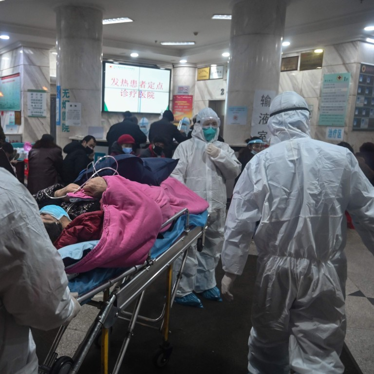 Politics May Have Stalled Information In Wuhan Coronavirus