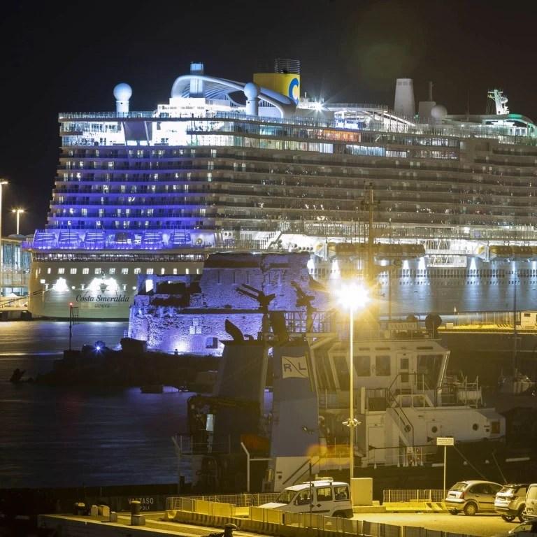 Coronavirus scare: cruise ship passengers in Italy free to go ...