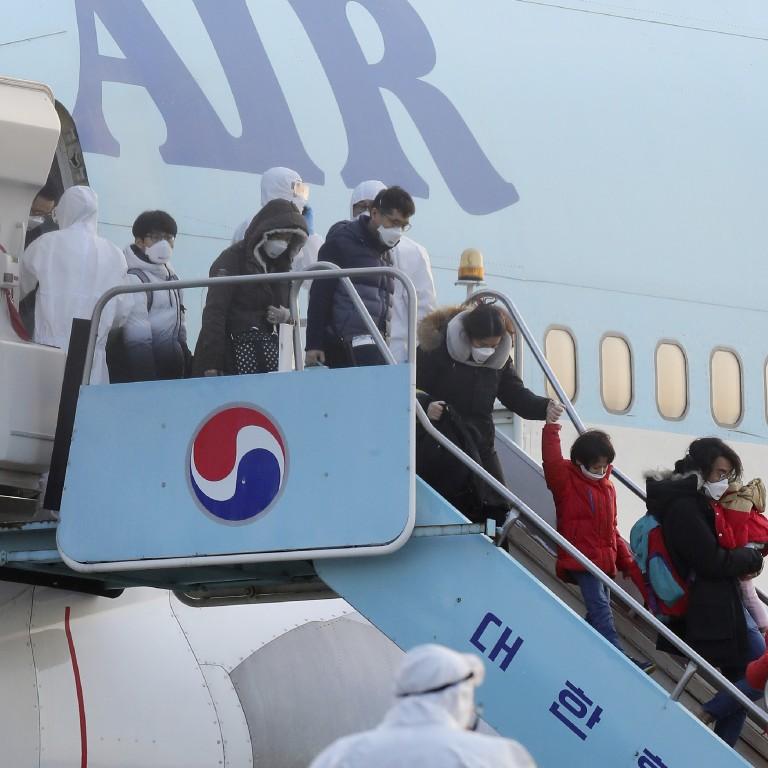 Coronavirus: South Korea, Thailand confirm cases of human ...