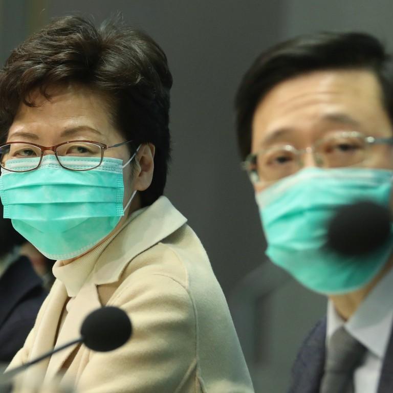 Coronavirus: Hong Kong leader Carrie Lam says total border ...