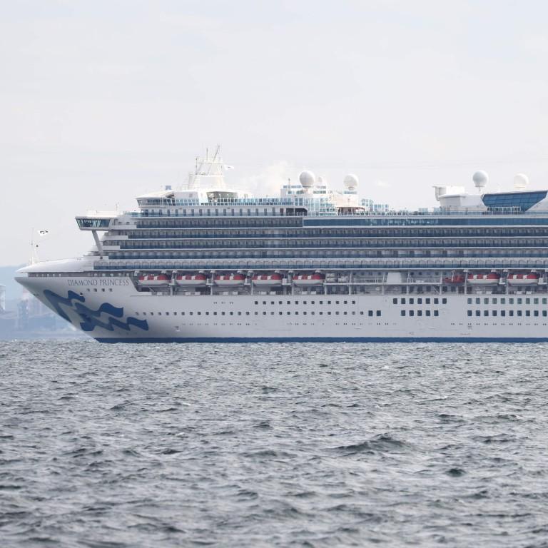 Coronavirus: 10 passengers stuck on Diamond Princess cruise ship ...
