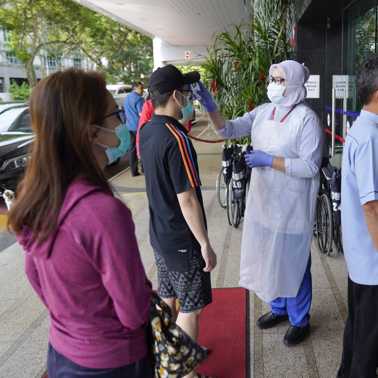 Coronavirus: Malaysia confirms first case of human transmission ...