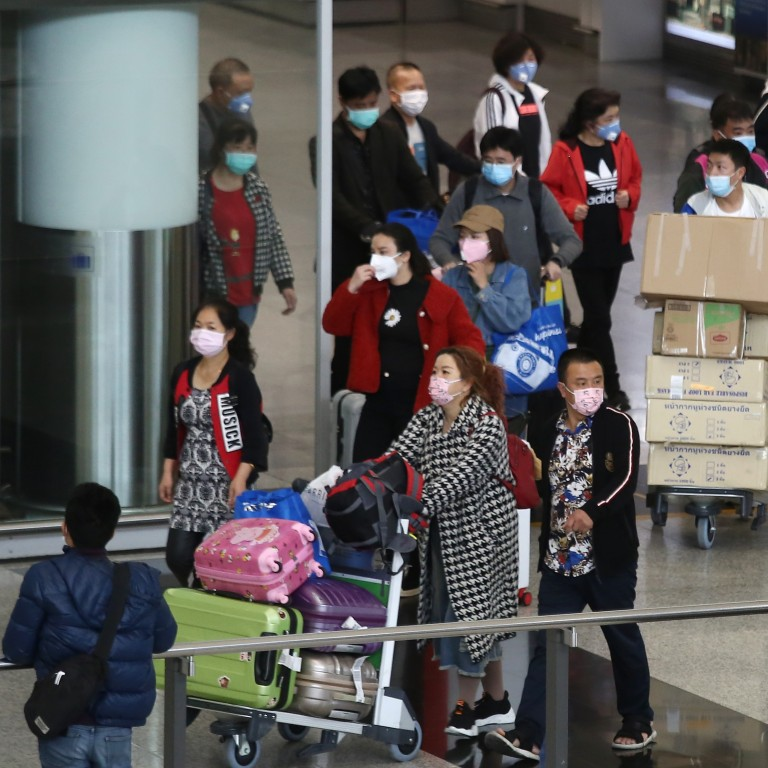 Hong Kong Woman In Breach Of Coronavirus Quarantine Order