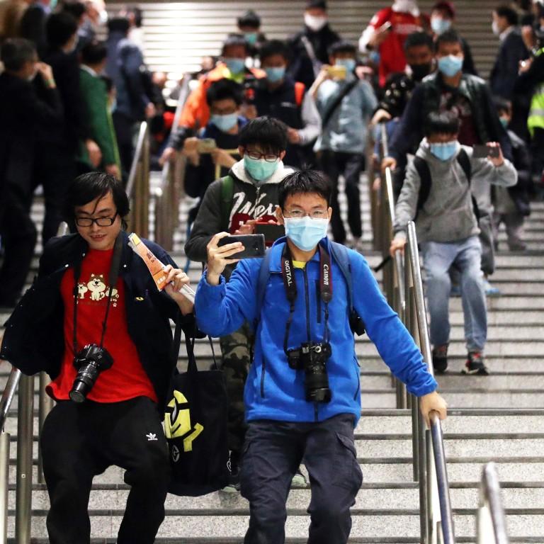 Cheers amid the coronavirus gloom: Hong Kong train fans flock to ...