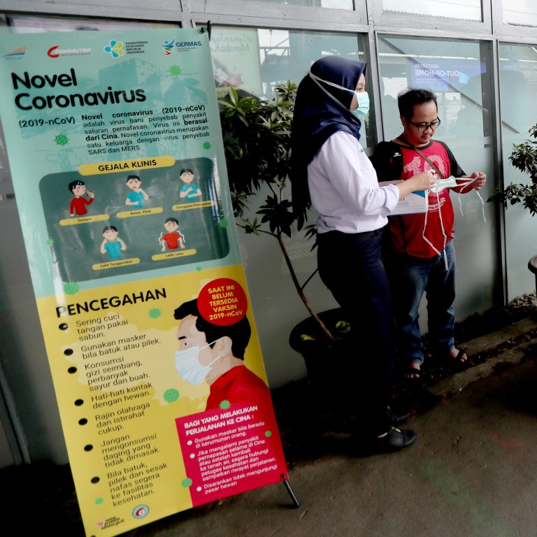 Coronavirus: Indonesia confirms first cases, says they are linked ...