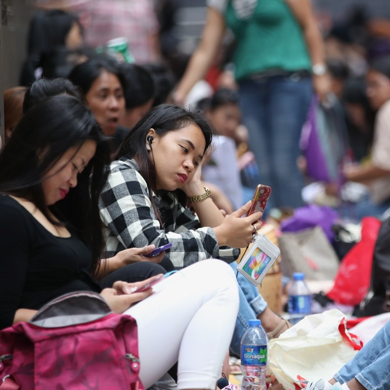 Coronavirus: Manila lockdown sparks fears among Filipino domestic ...