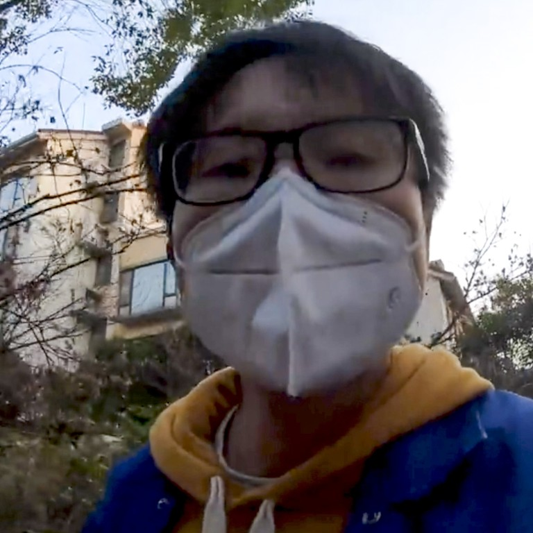 Life on the inside: Wuhan filmmaker turns his camera on Chinese ...