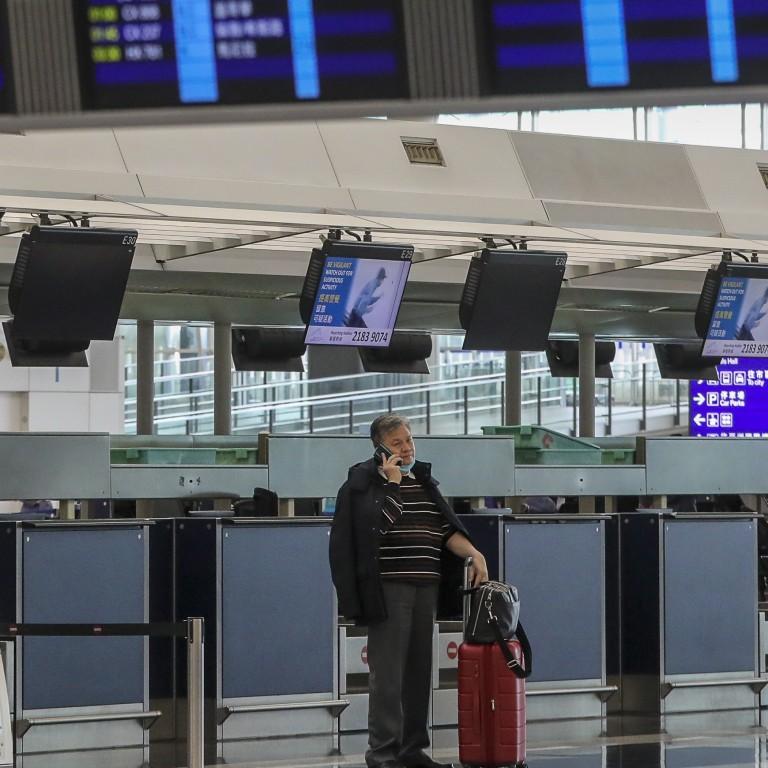 Coronavirus: Hong Kong airport records its third worst month ever ...