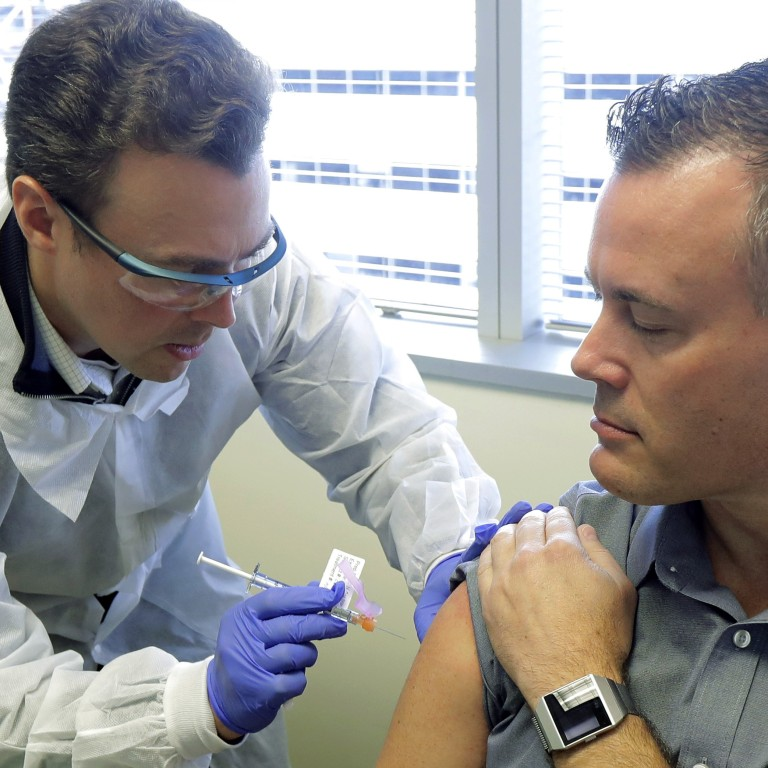 Coronavirus: US starts clinical trial of Covid-19 vaccine that ...