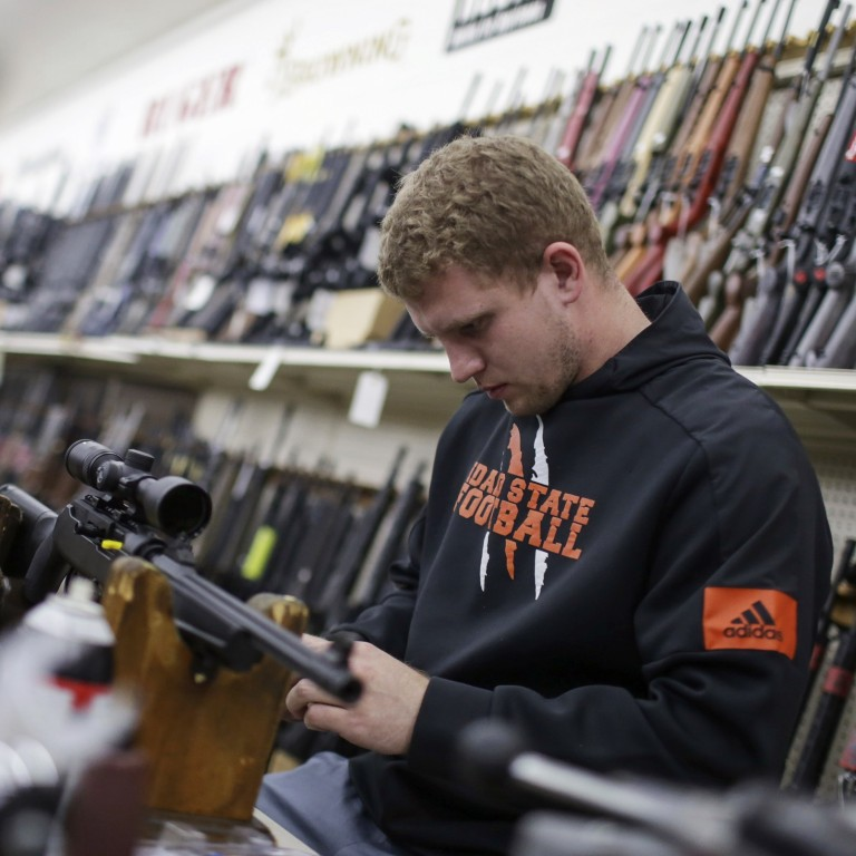 As coronavirus panic grows, Americans stock up – on guns | South ...