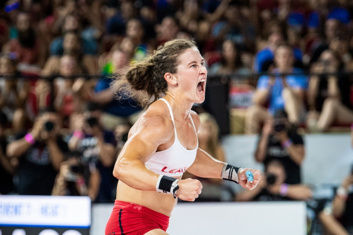 Crossfit Games 2019 Tia Clair Toomey Wins Record Third