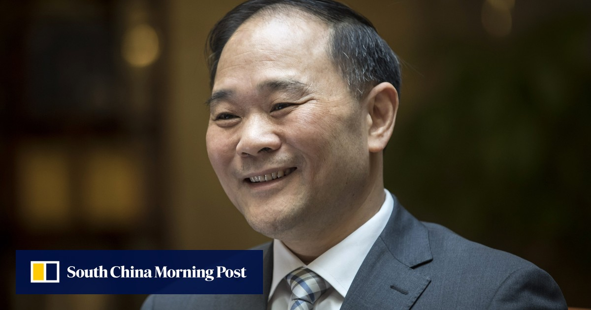 Chinese Automobiles Tycoon Li Shufu To Merge Geely With