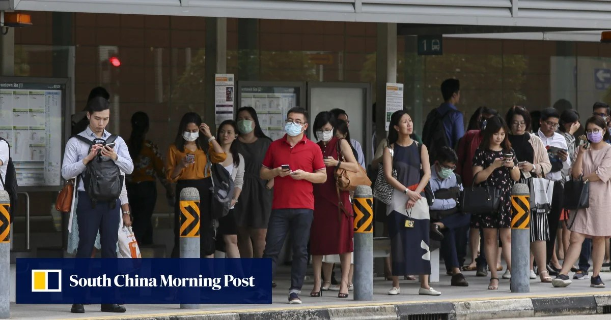 Coronavirus Singapore Reports 5 New Cases As City State
