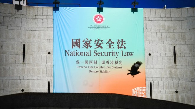 Beijing passes national security law for Hong Kong
