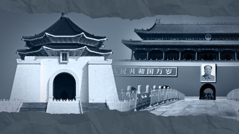 Why has the relationship between the Chinese mainland and Taiwan taken a turn for the worse?