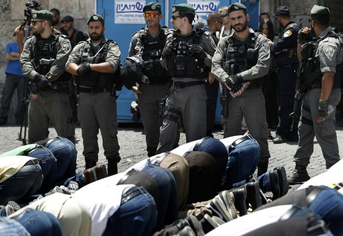 AHMAD GHARABLI (AFP)