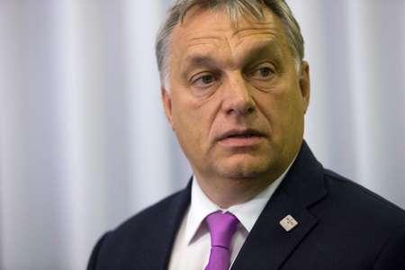 رئيس وزراء المجر فيكتور اوربان ( اف ب/ارشيف )