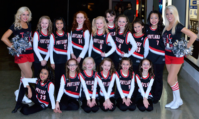 junior blazer dancers portland