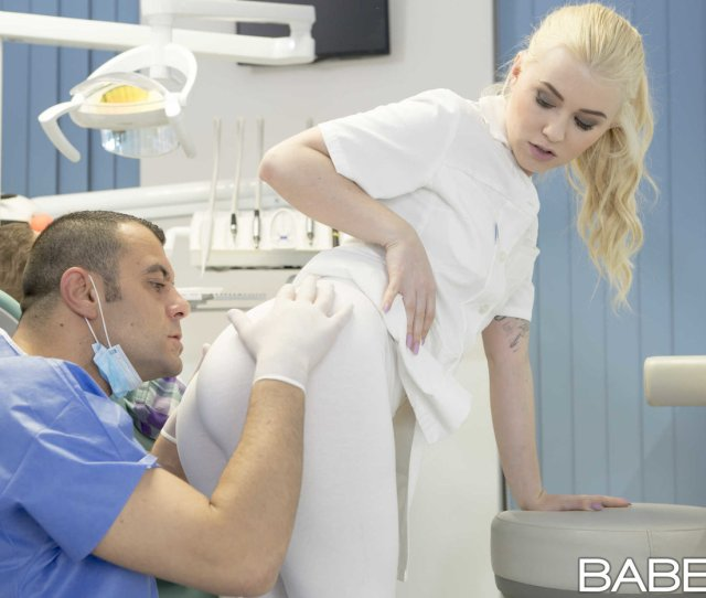 Ponytailed And Pale As Fuck Nurse Gets Banged By The Doctor On The Spot Iamxxx Com