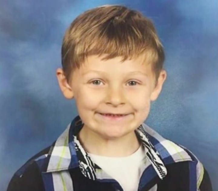 missing six year old