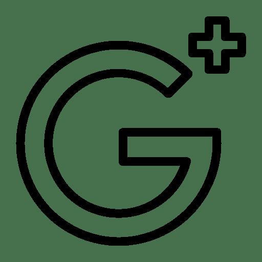 Google, plus, social, media, site, communication Icon Free