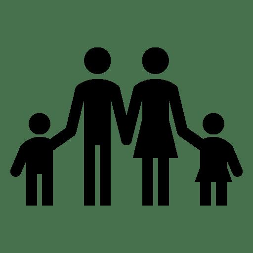 Clan Familie Gruppe Kollegen person Personen Symbol