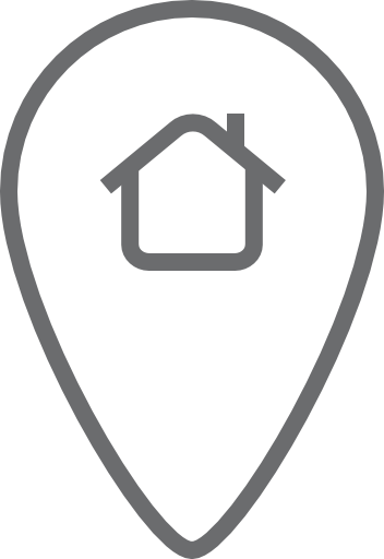 Rumah Png Icon : rumah, Location,, House, Outline, Icons