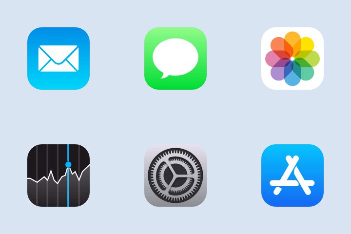 download ios 11 icon