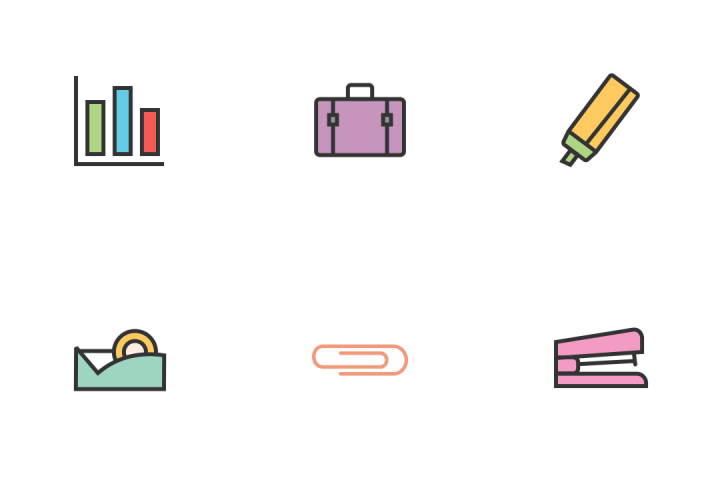 Download Download Office Stuff Icon pack - Available in SVG, PNG ...