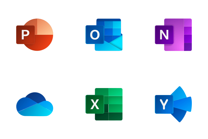 Download Download Office 365 Icon pack - Available in SVG, PNG, EPS ...