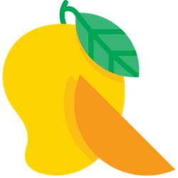 Mango Icon of Colored Outline style Available in SVG PNG EPS AI & Icon fonts