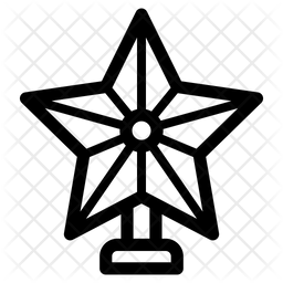 Svg/dxf/png/pdf/eps = included files ========. Free Christmas Star Line Icon Available In Svg Png Eps Ai Icon Fonts