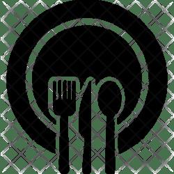 icon restaurant svg views map clipground